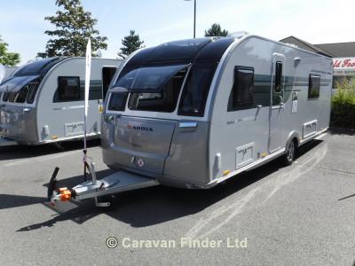 Adria Adora 612 DL Seine 2022  Caravan Thumbnail