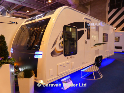 Alaria TS 2017  Caravan Thumbnail
