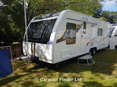 Alaria TS 2020  Caravan Thumbnail