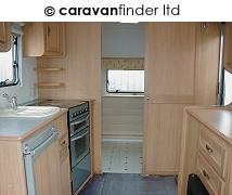 Used Avondale Argente 480 2004 touring caravan Image