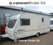 Avondale Argente 480 2004 caravan