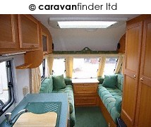 Used Avondale Godiva 510 2004 touring caravan Image