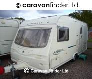 Avondale Argente 480 2005 caravan