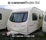 Avondale Argente 550 S 2007 caravan