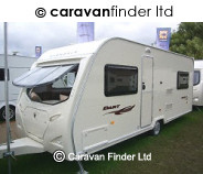 Avondale Dart 525 2007 caravan