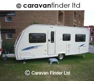 Avondale Argente 555 L 2008 caravan