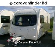 Avondale Avocet 2008 caravan