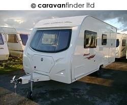 Used Avondale Dart 475 ED 2008 touring caravan Image