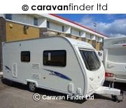 Avondale Argente 480 2009 caravan