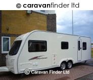 Avondale Kingfisher DDS 2009 caravan
