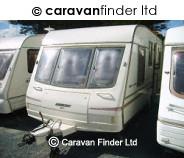 Bailey Pageant Auvergne SE 1993 caravan