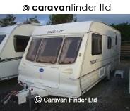Bailey Moselle 2001 caravan