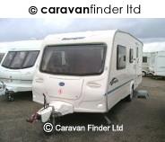 Bailey Ranger 500 2003 caravan