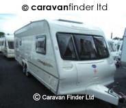 Bailey Montana 2003 caravan