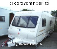 Bailey Carolina 2004 caravan