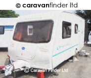 Bailey Discovery 100 2005 caravan