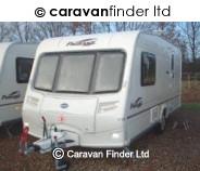 Bailey Monarch S5 2005 caravan