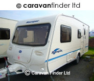 Bailey Ranger 510-4 L 2005 caravan