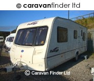 Bailey Provence Series 5 2006 caravan