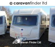 Bailey Mars S5 2007 caravan
