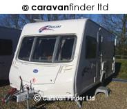Bailey Bordeaux S6 2007 caravan