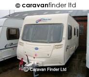 Bailey Provence S6 2007 caravan