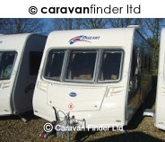 Bailey Pageant Burgundy 2008 caravan