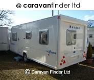 Bailey Ranger 540 S5 2008 caravan