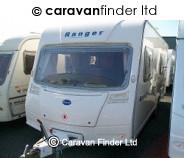 Bailey Ranger 550/6 S5 2008 caravan