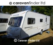 Bailey Arizona S6 2008 caravan