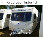 Bailey Louisiana S6 2008 caravan
