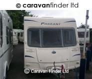 Bailey Bordeaux 2009 caravan
