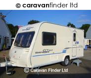 Bailey Ranger GT60 460 S6 2009 caravan
