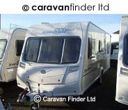Bailey Ranger GT60 540 S6 2009 caravan