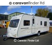 Bailey Virginia S6 2009 caravan
