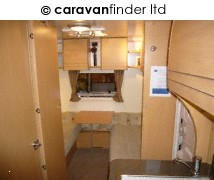 Used Bailey Olympus 525 2010 touring caravan Image