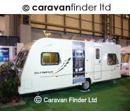 Bailey Olympus 546 2010 caravan