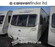 Bailey Ranger GT60 510 S6 2010 caravan