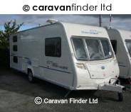 Bailey Ranger GT60 540 S6 2010 caravan
