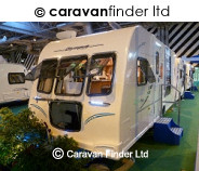 Bailey Olympus 464 2011 caravan