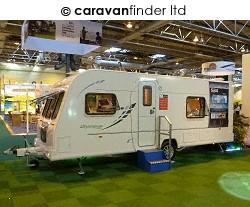 Bailey Olympus 534 2011  Caravan Thumbnail