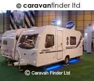 Bailey Orion 440/4 2011 caravan