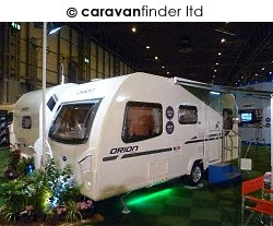 Bailey Orion 450 2011  Caravan Thumbnail