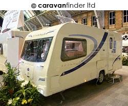 Bailey Pegasus Genoa S2 2011  Caravan Thumbnail