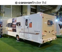 Bailey Unicorn Madrid 2011  Caravan Thumbnail