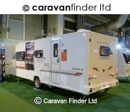 Bailey Madrid 2011 caravan