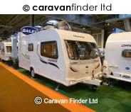 Bailey Olympus 460 2012 caravan