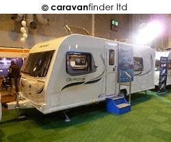 Used Bailey Olympus 530 2012 touring caravan Image