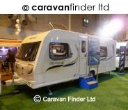 Bailey Olympus 530 2012 caravan