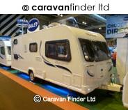Bailey Olympus 540-5 2012 caravan